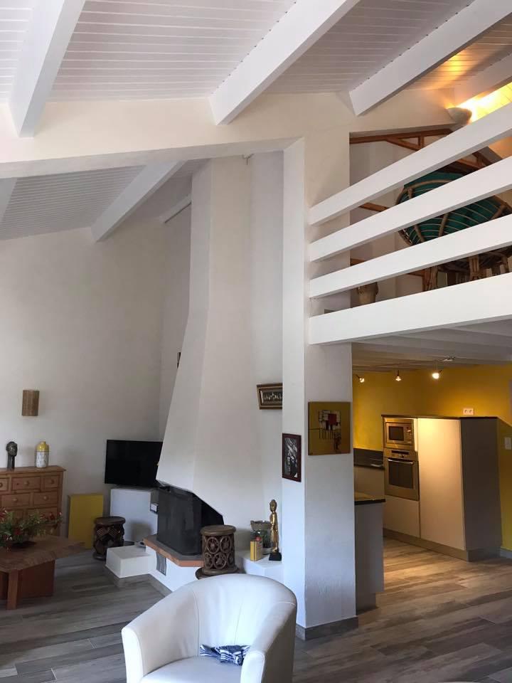 Réalisation de peinture intérieure à La Roche sur Yon